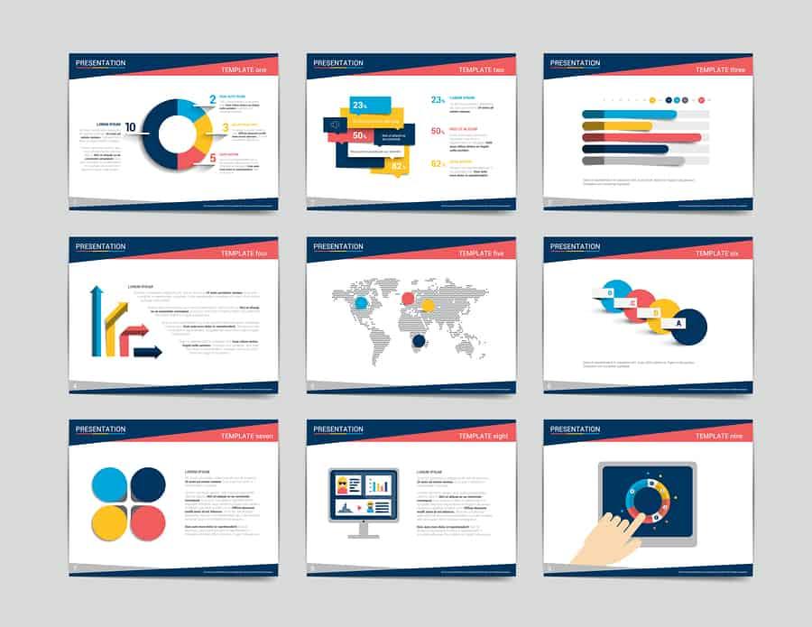PowerPoint Presentation Teamplate