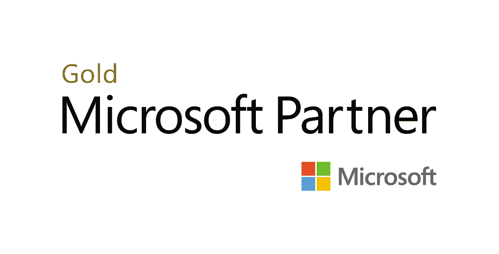 Slide library with Microsoft Partner Gold certification
