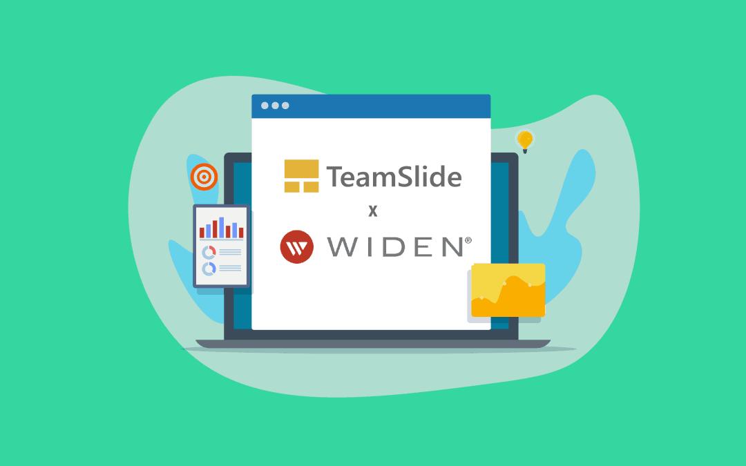 TeamSlide & Widen: Digital Asset Management Integration