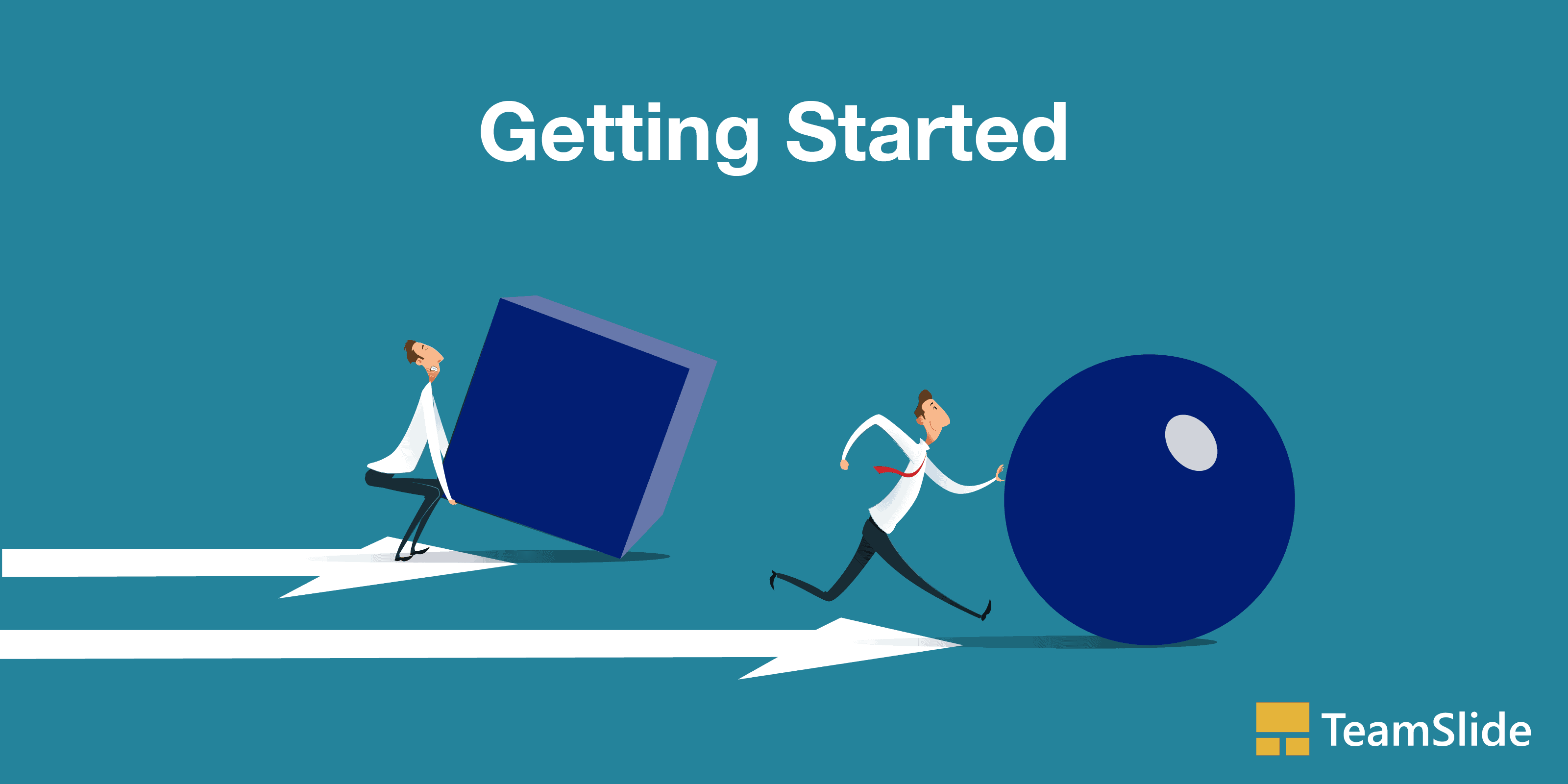 Get started in TeamSlide
