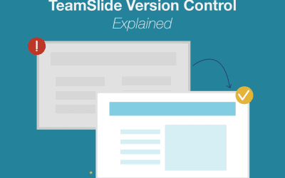 TeamSlide Version Control, Explained